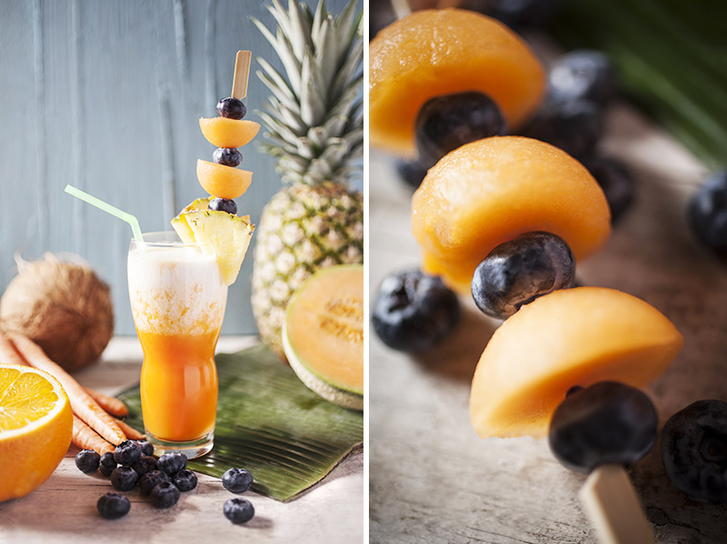 BBQXL SMOOTH TROPICAL COCKTAIL