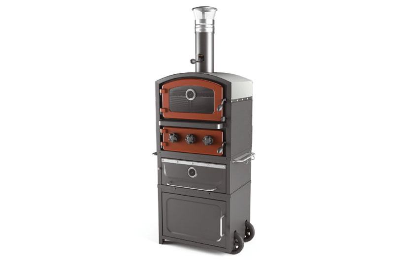 Fornetto Alto Wood Fired Pizza Oven