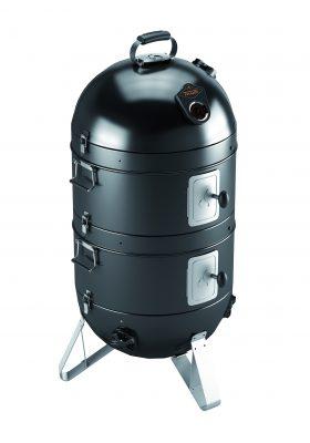 fornetto razzo bbq smoker 22 inch black