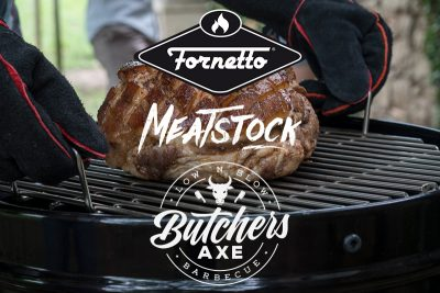 Butchers Axe Meatstock Barbecue Wars Feature